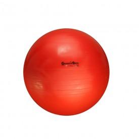 10576 bola de pilates 55 cm carci vermelha
