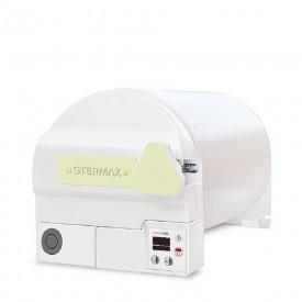 10379 autoclave horizontal c visor digital eco extra cap 4 litros stermax amarela 110 volts