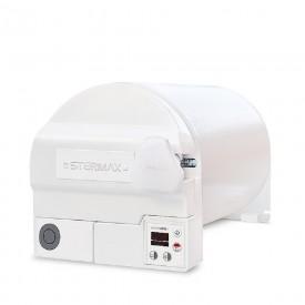 13899 13900 autoclave horizontal c visor digital eco extra cap 4 litros stermax branca 110 volts