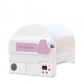 13903 13904 autoclave horizontal c visor digital eco extra cap 4 litros stermax rosa 110 volts