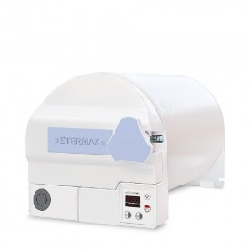 13901 13902 autoclave horizontal c visor digital eco extra cap 4 litros stermax azul 110 volts