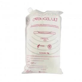 11862 gel de contato exclusivo ultrassom cx c 2 carbogel ult 5000 gr sachebag