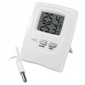 13068 termometro maximo e minimo digital c cabo 2 5 a 3 mts incoterm