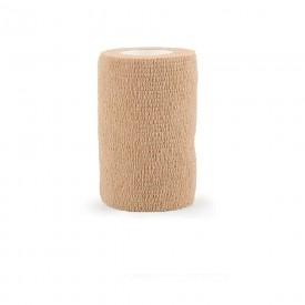 14069 14068 bandagem elastica autoaderente bege bioland