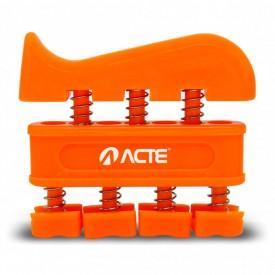 14288 exercitador para maos hand grip master acte medio laranja