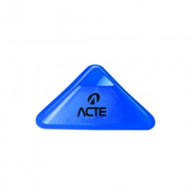 14332 disco para treino 4 2 x 18 cm acte azul